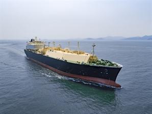 대우조선해양, LNG운반선 1척 2,322억 원 수주…연간 목표 114% 달성