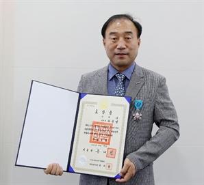 유장영 대동 해외본부장, 기계산업 발전유공 '산업포장' 수상
