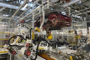 반도체 공급난 여전…닛산·혼다·도요타 등 日 자동차 수출량 급감