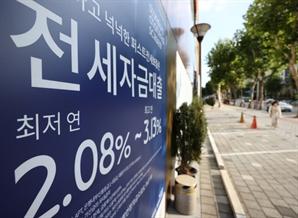 정책 헛발질에 MZ세대 전세대출 88조…5년간 60조 폭등