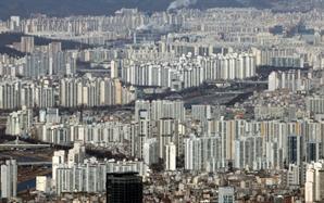 아파트값 하락?…서울 매물 한달새 6,000건 늘었다