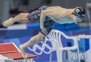 '진화하는 괴물' 황선우, 국제 수영대회 첫 金