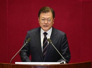 """[전문] 文 """"부동산은 최고 개혁과제...미래세대 불공정도 해결해야"""""""