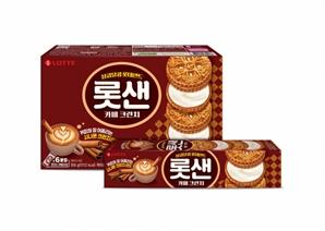 롯데제과, 신제품 '롯샌 카페크런치' 출시 [쇼핑카트]