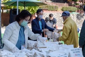 한국사회평화협의회, 2021년도 '답게살겠습니다' 운동 통해 이웃 사랑 나눔 행사 진행