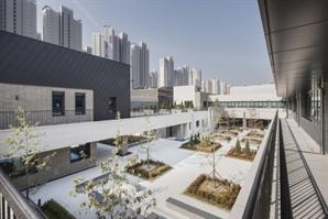 [2021 한국건축문화대상-우수상] 배곧도서관