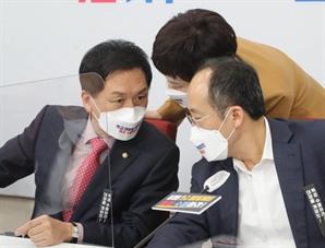 황무성 녹취록 공개·李 고발장…힘빠진 '대장동' 불씨 살리는 野