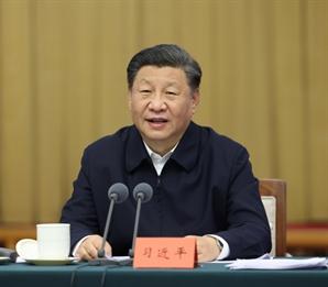 """中 시진핑 """"유엔 등 국제규칙을 개별국가가 결정해서는 안돼"""""""