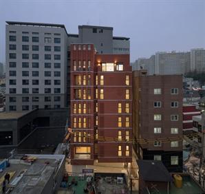[2021 한국건축문화대상-일반주거부문 본상] 모아쌓은집
