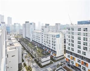 [2021 한국건축문화대상-공동주거부문 대상] 화성동탄2 A4-1블록 행복주택