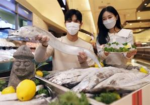 """[사진] 신세계백화점 """"제주산 갈치, 40% 저렴하게 맛보세요"""""""
