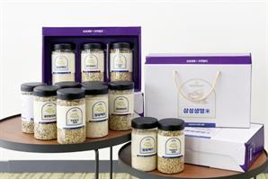 삼성생명 이색 마케팅...이번엔 유기농쌀 출시