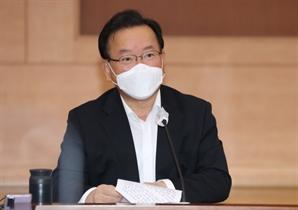 """[속보]김 총리 """"얀센 접종자 148만명 등 추가접종 계획 수립"""""""
