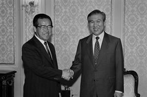 [노태우 前 대통령 별세] YS·JP와 역사적 3당합당…'통합의 정치 유산' 만들어