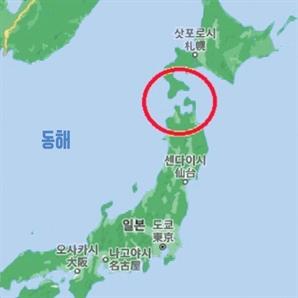 [만파식적] 쓰가루해협