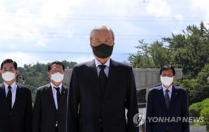 """김종인 """"尹, 기본적인 자세 분명…사물 보는 것 정확해"""""""