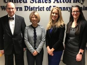 美 연방검사장에 첫 한국계 여성 지명